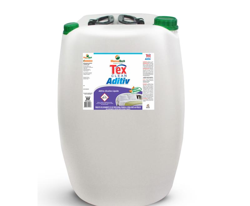 MERCOTECH TEX CLEAN ADITIV BB 50L BRANCA